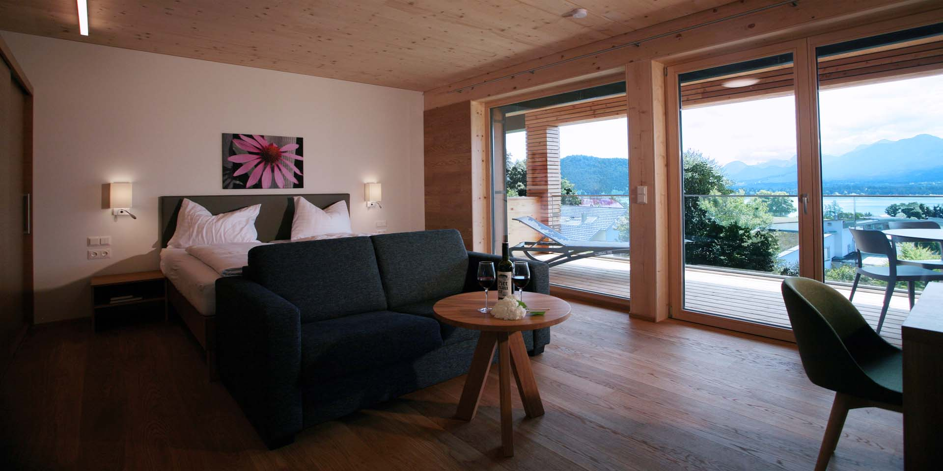 Design Apartment Mittagskogel am Faaker See
